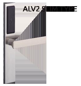 ALV2 Slim lock