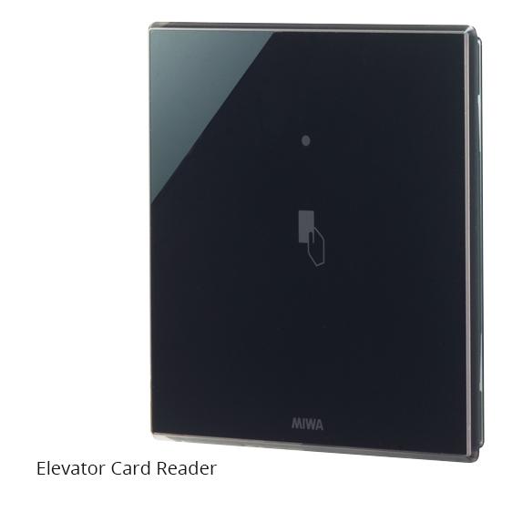 MIWA Elevator Card Reader