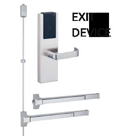 Panic Bar Interface – Exit Device