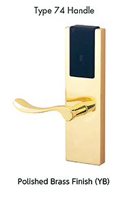 ALV2 series lock style 74